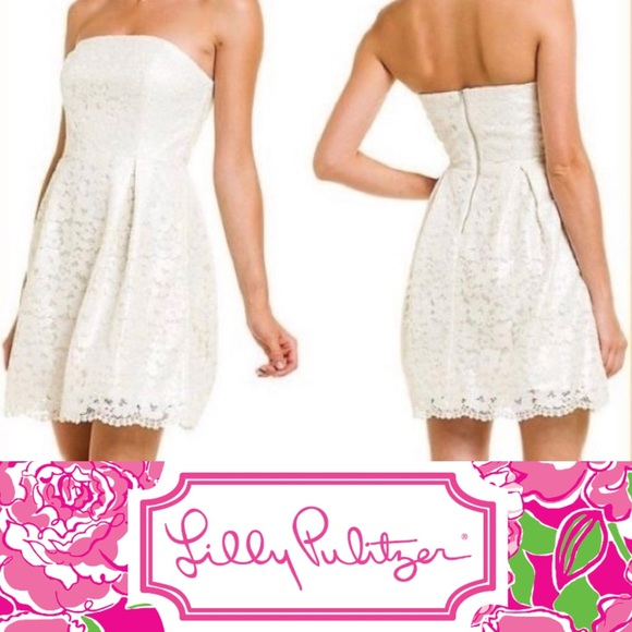 NEW Lilly Pulitzer Marielle Dress size 2